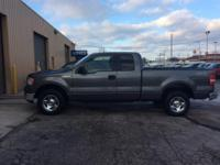 Options:  2005 Ford F-150 Xlt One Owner-Clean Carfax