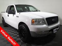 Value Select! 2005 Ford F-150 XLT with a 4.6L V8