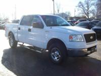 Sharp Ford F150 Super Crew 4X4 With XLT Package New