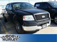 Come see this 2005 Ford F-150 XLT. Its Automatic