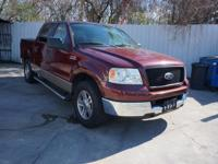 Options:  2005 Ford F-150 Xlt 4Dr Supercrew Rwd
