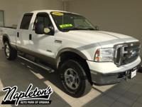 Recent Arrival! 2005 Ford F-250SD in Gray, LOCAL TRADE,