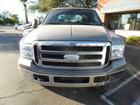 Options:  2005 Ford F-250 Super Duty Xlt|Lt. Brown|Rear
