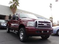 Options:  2005 Ford Super Duty F-250 Crew Cab 156 Xlt