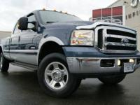 POWERSTROKE DIESEL, LARIAT, CREW CAB, LONG BED, 6-SPEED