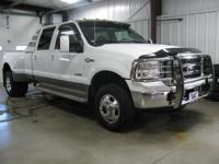 Options:  2005 Ford F350 Super Duty|||36607 Miles|Vin: