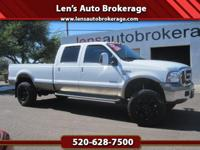 Options:  2005 Ford F-350 Sd Check Out This Cool Lifted