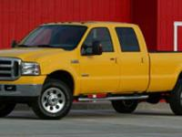 Tried-and-true, this 2005 Ford F-350 XLT comfortably