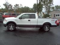 2005 FORD F150 FX4 OFF ROAD PACKAGE, QUAD DOORS,