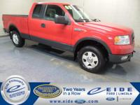 2005 Ford F-150 FX4 Highlighted with Trailer Tow