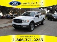 2005 Ford F150 Gainesville FL  near Lake City, Ocala