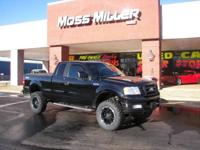 Options Included: 4 Door, Extended Cab, 4 Wheel Drive,