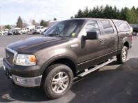 2005 Ford F-150 Lariat SuperCrew 4WD $20,995 ONLY 76K