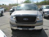 Options Included: Fixed Running Boards2005 Ford F-150
