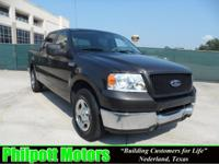 Options Included: N/A2005 Ford F150 Supercrew, gray