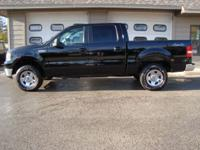 Options Included: CARFAX GUARANTEED!! 2005 FORD F-150