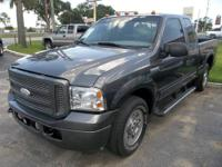 2005 Ford F250 2WD SuperCab Super Duty Vin: