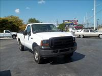Options Included: N/A2005 FORD F-250 4X4 FULL SIZE