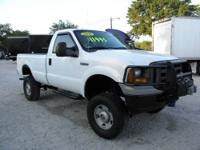 2005 Ford F250 Super Duty 4x4 Pickup Truck located in