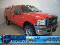Options Included: N/AThis 2005 Ford F-250 XL has just