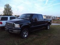 Up for sale is my Forest Green 2005 F350 Lariat Crew
