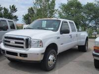 2005 F-350 dually 4x4 Very clean truck. I have a