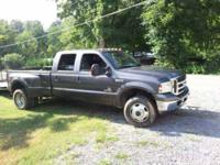2005 Ford F350 Dually Truck This is the four door 4x4