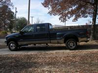 2005 Ford F-350 Lariat 4X4 Supercrew Long Bed Dually
