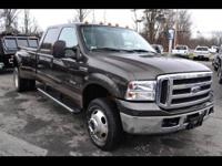 Stock #A8675. 2005 Ford F-350 'Lariat' Dually 4X4