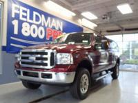 2005 Ford F-350SD 4WD. Recent Arrival! Clean CARFAX.