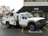 2005 Ford F550 2005 Ford F550 2005 Ford F550; 11'