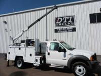 11'L Maintainer Service Body 9 Exterior Compartments