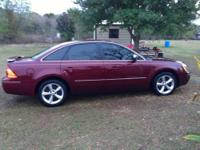 this is a 2005 ford five hundred has 99,260 and