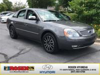 **HARD TO FIND** 2005 Ford Five Hundred Limited with