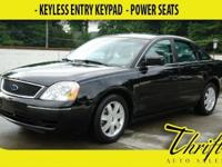 This 2005 Ford Five Hundred SE is proudly offered by