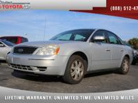 2005 Ford Five Hundred SE AWD V6 Sedan, *** 1 FLORIDA