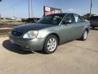 Look at this 2005 Ford Five Hundred SEL. Its Automatic