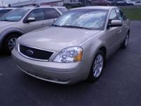 Options Included: N/AThis 2005 Ford Five Hundred is