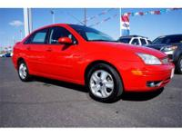 2005 Ford Focus 4dr Car ST Our Location is: Hellman