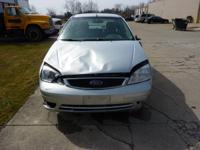 4 Dr Ford Focus.  THE CAR HAS BEEN SCRAPPED.    The