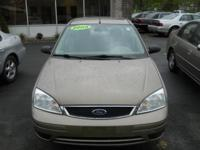 Options Included: N/ACome See this 2005 Ford Focus
