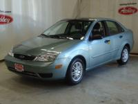 Options Included: N/AThis Ford Focus is an inexpensive,