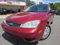2005 Ford Focus ZX4 S with 120 K miles !! CLEAN TITLE