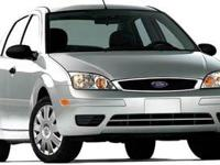 This 2005 Ford Focus S has an exterior color of GY.
