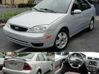 CALL TO MAKE AN APPOINTMENT. . . 2005 FORD FOCUS ZX4 ST