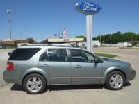 Absolutely beautiful Ford Freestyle Limited loaded with