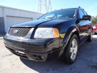 FULLY LOADED LIMITED EDITION 2005 FORD FREESTYLE AWD