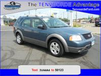 Hurry, this 2005 Ford Freestyle SEL won't last long!!!