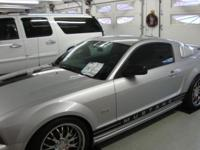For Sale 2005 Mustang Coupe GT automatic. This car has