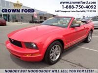 NEW ARRIVAL! -SOFT TOP CONVERTIBLE, AND KEYLESS ENTRY-